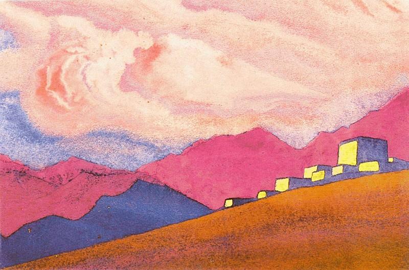 Tibet. Roerich N.K. (Part 1)