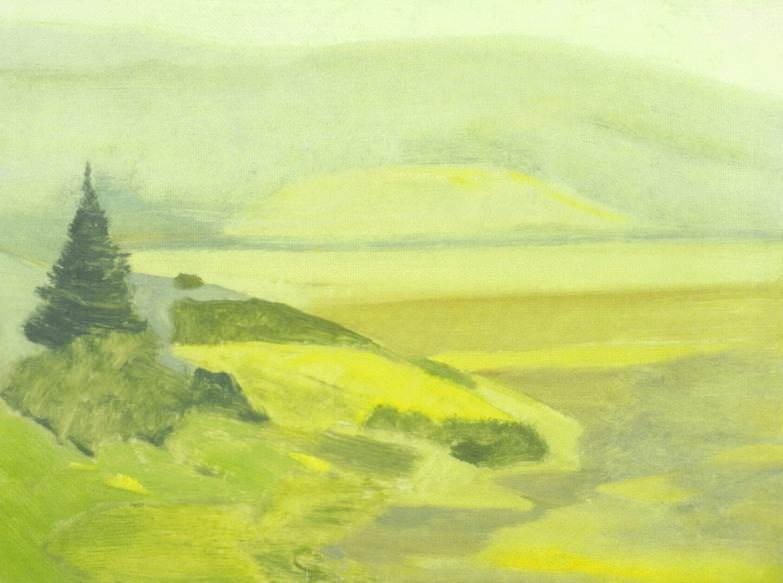 Пейзаж (2). Roerich N.K. (Part 1)