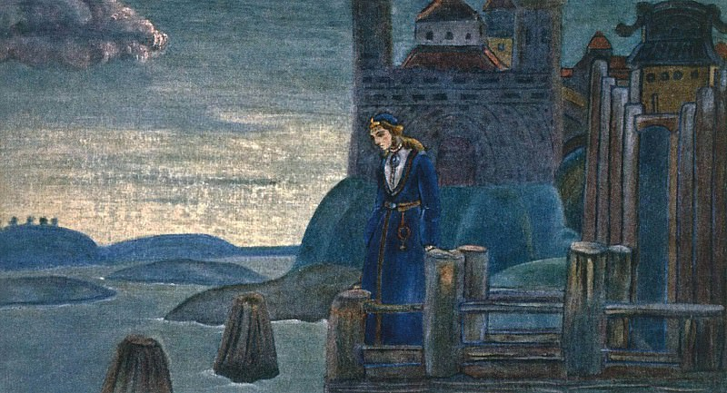 Song about Viking. Roerich N.K. (Part 1)