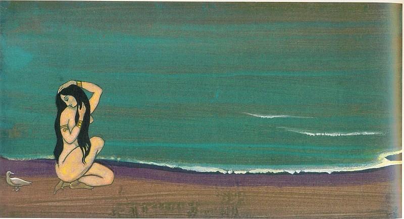 Etude. Roerich N.K. (Part 1)