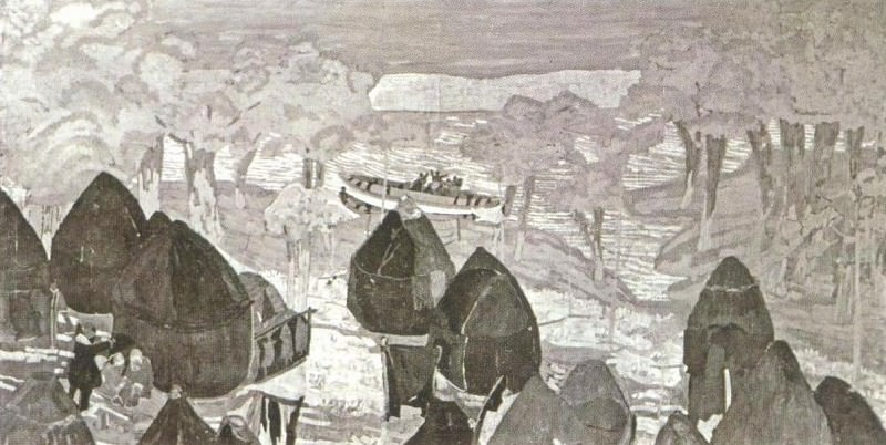 House of God. Roerich N.K. (Part 1)