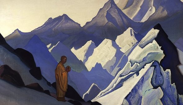 Morning Prayer. Roerich N.K. (Part 1)
