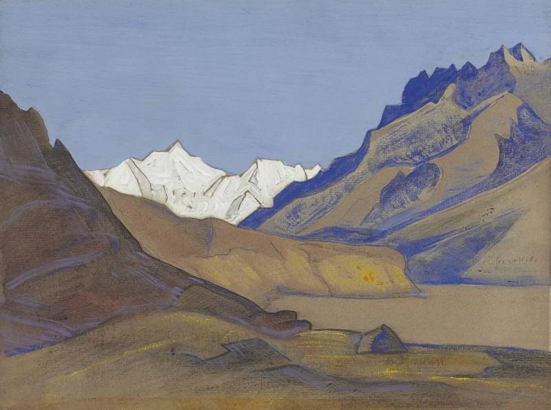 Sasser. Roerich N.K. (Part 1)