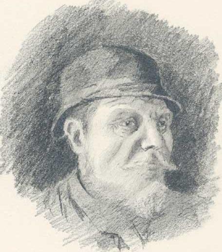 Mikhail Ivanovich (Sokolov). Roerich N.K. (Part 1)