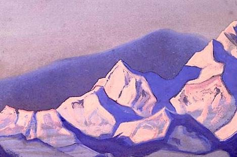 The Himalayas (Etude) (04). Roerich N.K. (Part 1)