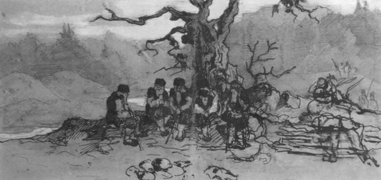 Gathering elders (2). Roerich N.K. (Part 1)