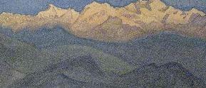 Himalayas. The Sierra. Roerich N.K. (Part 1)