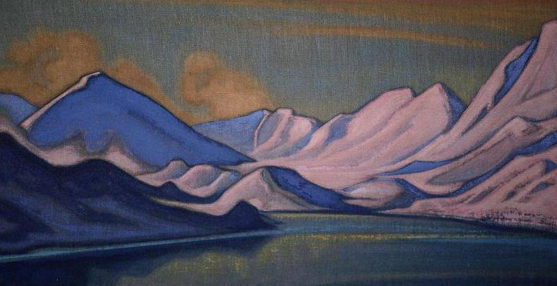 Dongre-Yumdze (Baralaha) (Dongre-Yumdze. Baralacha). Roerich N.K. (Part 1)