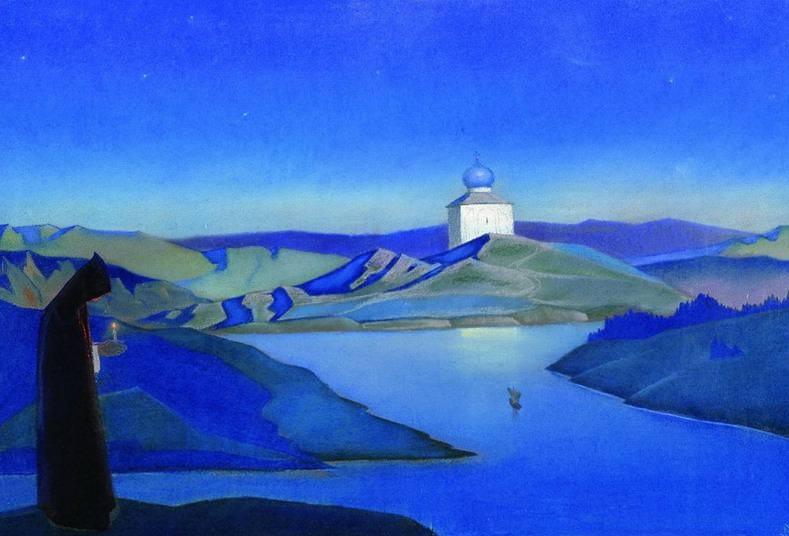 Twilight. Roerich N.K. (Part 1)