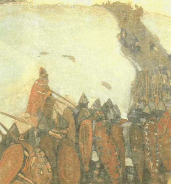 For the Motherland. Men. Roerich N.K. (Part 1)