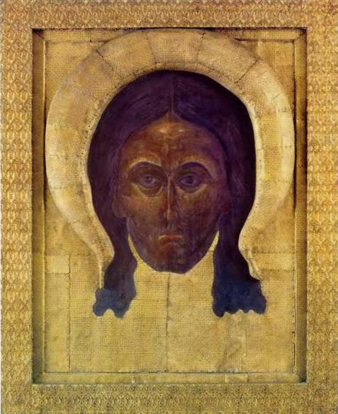 Perm iconostasis. Spas Nerukotovorny. Roerich N.K. (Part 1)