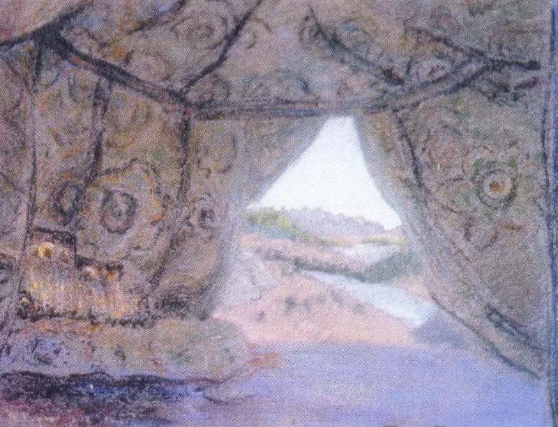 Terrible tent (2). Roerich N.K. (Part 1)