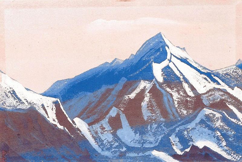 Гималаи. Рерих Н.К. (Часть 1)