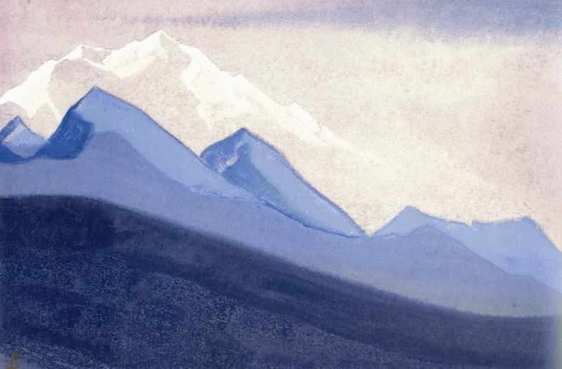 Himalayas. Roerich N.K. (Part 1)
