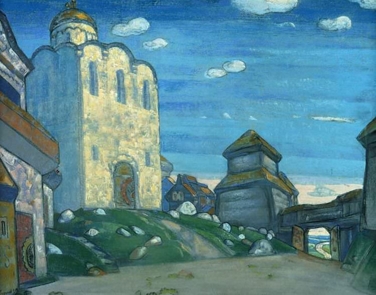 Putyvl. Roerich N.K. (Part 1)