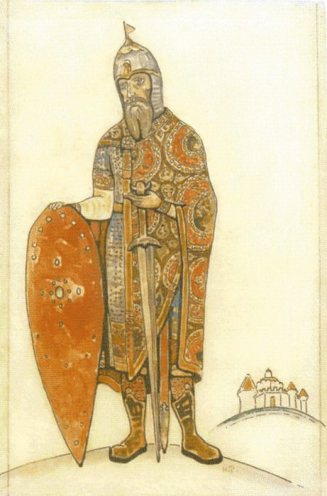 Prince Igor. Roerich N.K. (Part 1)