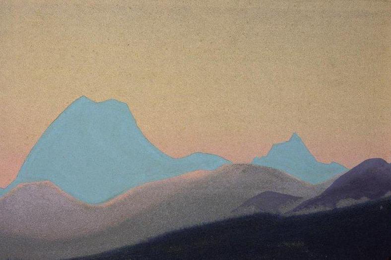 Himalayas. Roerich N.K. (Part 1)