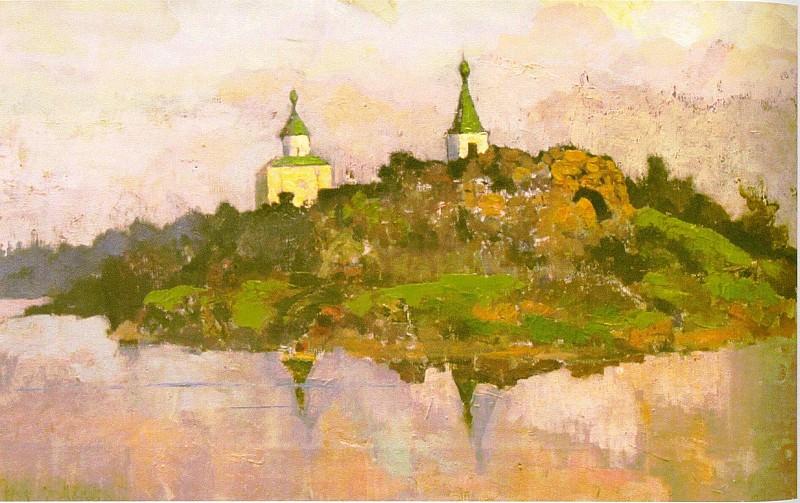 Old Ladoga. Roerich N.K. (Part 1)
