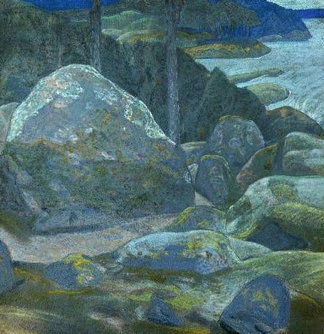 Gray Finland. Roerich N.K. (Part 1)