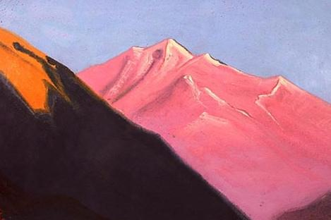 The Himalayas (Etude) (06). Roerich N.K. (Part 1)