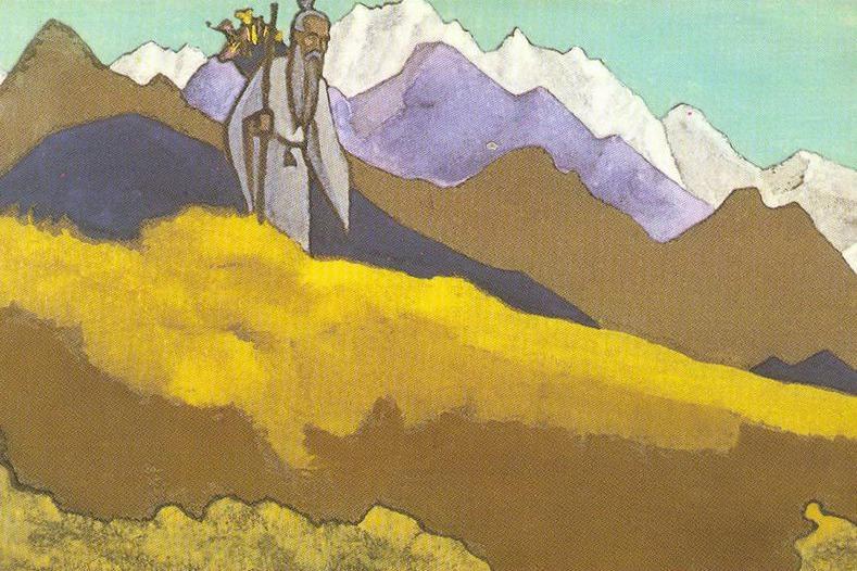 Charaka. Roerich N.K. (Part 1)