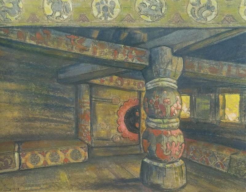 Evil. Roerich N.K. (Part 1)