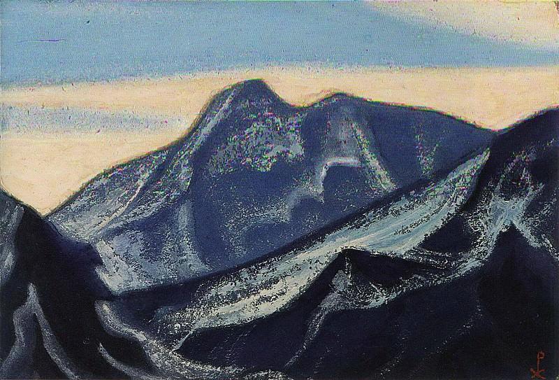 Badrinath # 46. Roerich N.K. (Part 6)