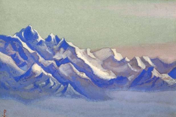 К Эвересту #111. Рерих Н.К. (Часть 6)