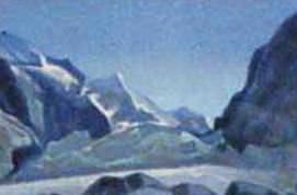 Kedarnath # 135. Roerich N.K. (Part 6)