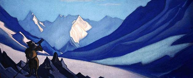 Call # 2. Roerich N.K. (Part 6)