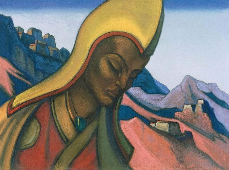 Lama. Roerich N.K. (Part 6)