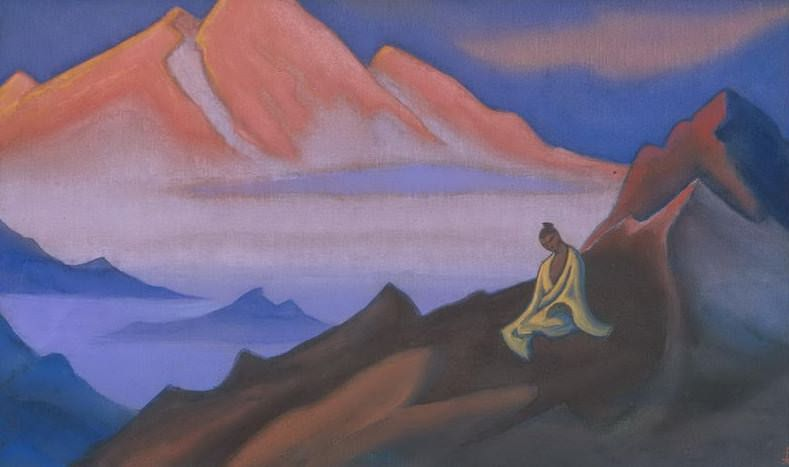 Thought (Thought. Aum). Roerich N.K. (Part 6)