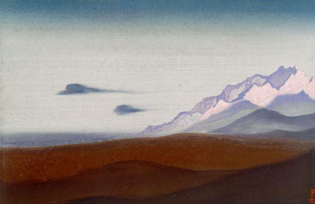Kueng Lung # 3. Roerich N.K. (Part 6)
