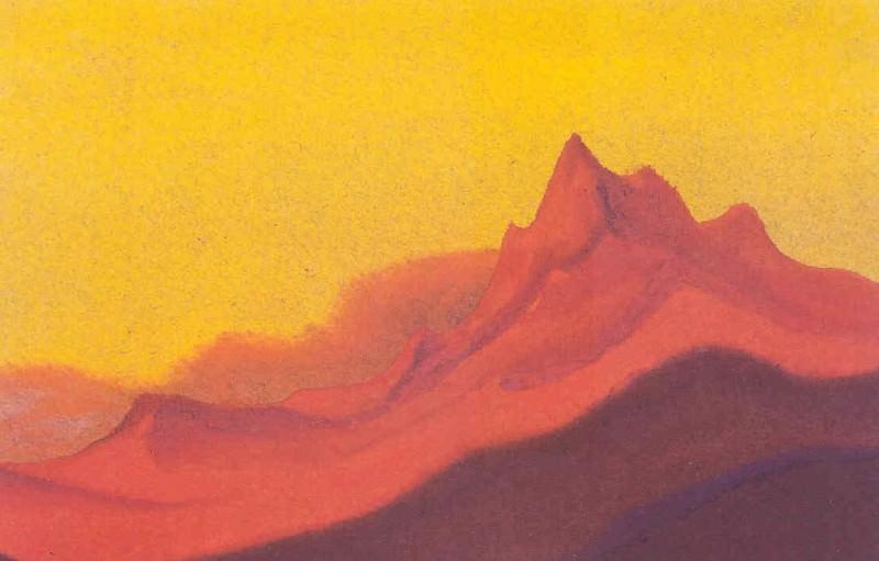 Гималаи #129. Рерих Н.К. (Часть 6)