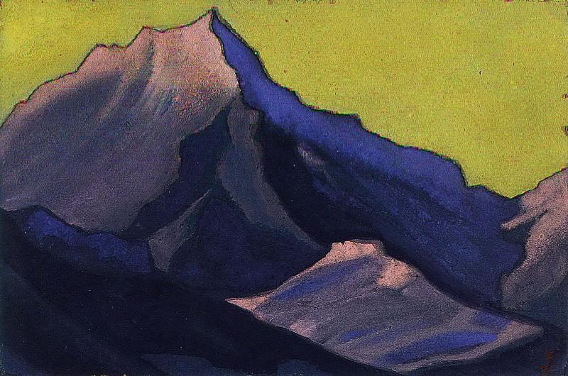 Siniolchu # 62. Roerich N.K. (Part 6)