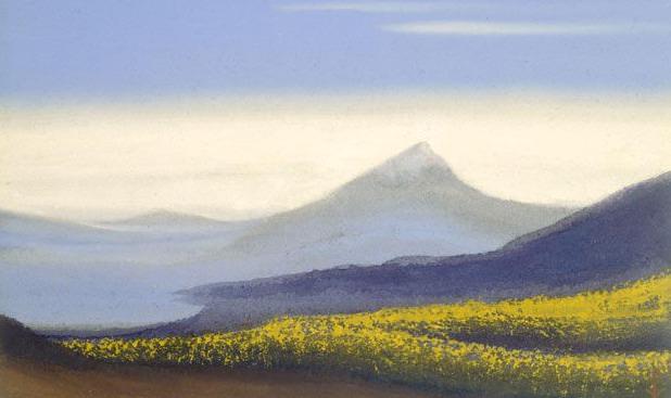 Tsaidam # 198. Roerich N.K. (Part 6)