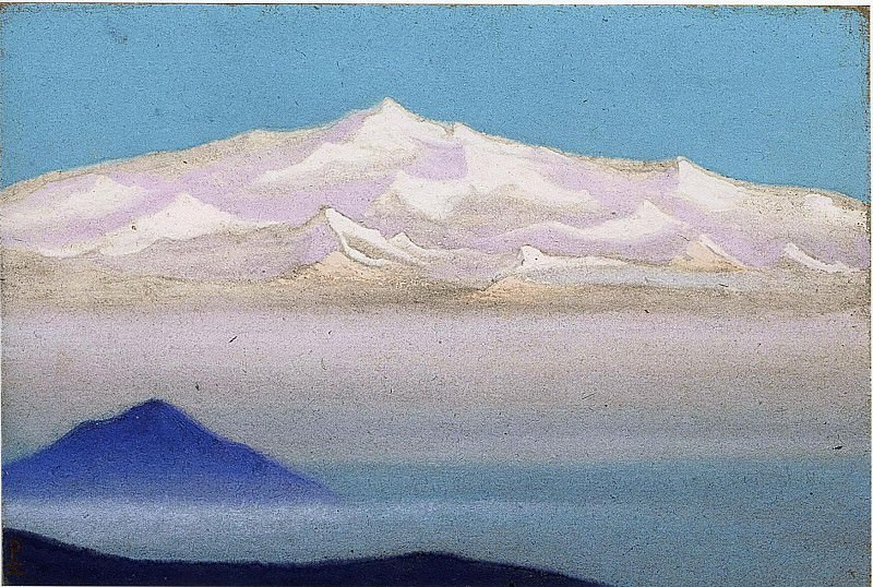 Roof world # 177. Roerich N.K. (Part 6)