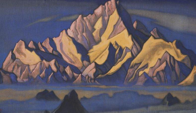 Resident Gesser. Roerich N.K. (Part 6)