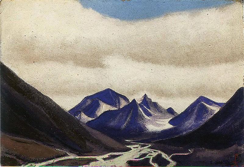 38 Ladakh #. Roerich N.K. (Part 6)