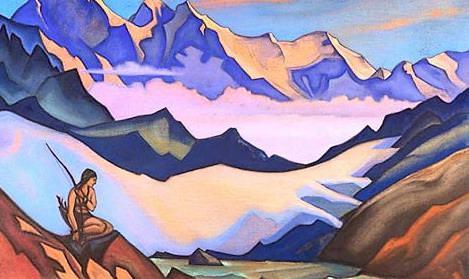 Snow Maiden (The Snow Maiden). Roerich N.K. (Part 6)