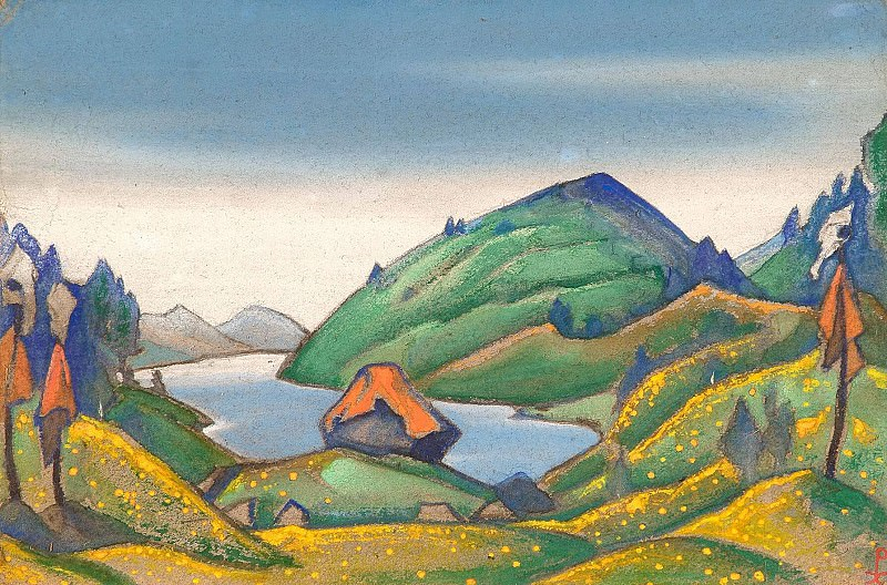 Set Design. Roerich N.K. (Part 6)