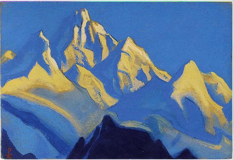 94 Himalaya #. Roerich N.K. (Part 6)