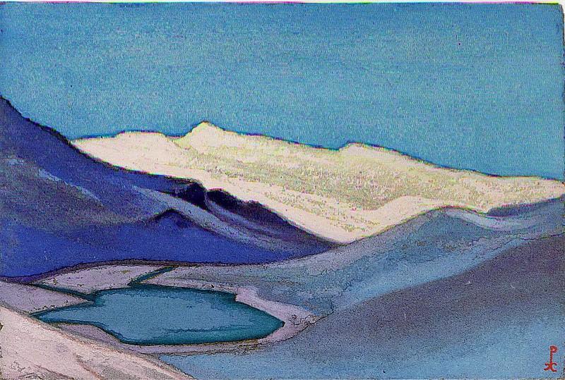 Baralacha # 49. Roerich N.K. (Part 6)
