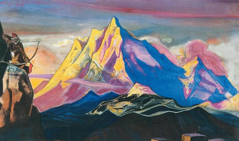 Message Shambhala. Roerich N.K. (Part 6)