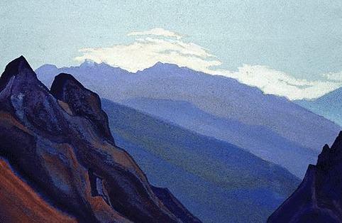 Гималаи. Рерих Н.К. (Часть 6)