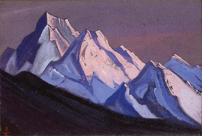 Гималаи #101. Рерих Н.К. (Часть 6)