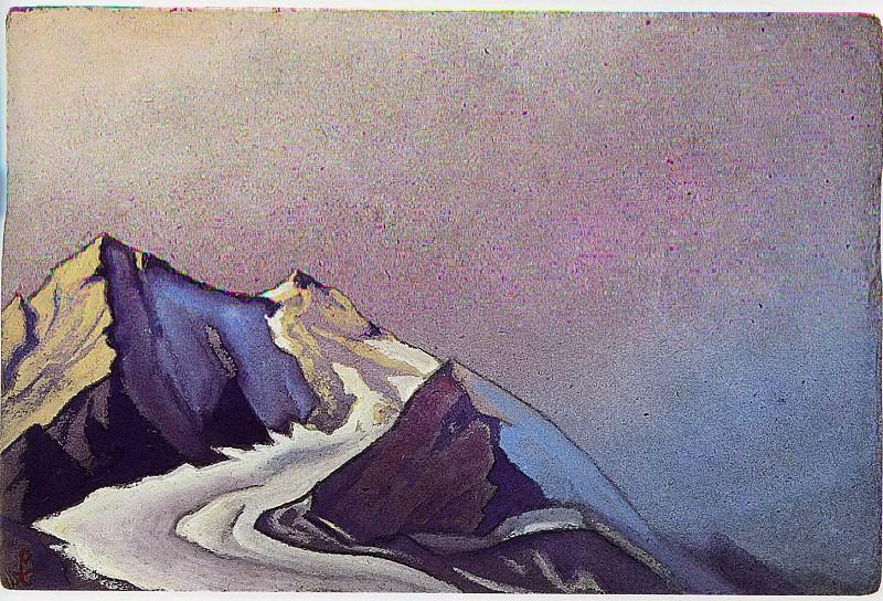 Ladakh # 31. Roerich N.K. (Part 6)