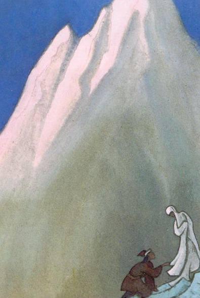 Leading # 23. Roerich N.K. (Part 6)
