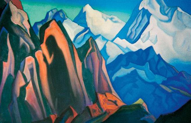 Shadow Masters. Roerich N.K. (Part 6)