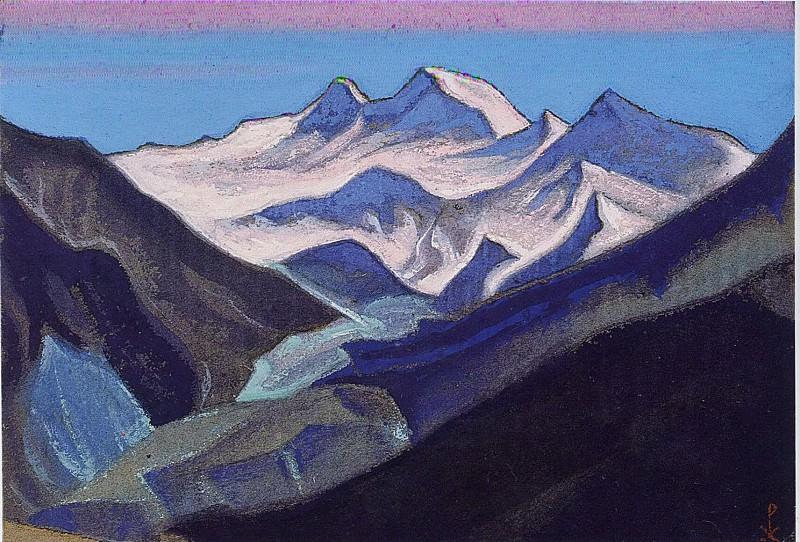Nanga Parbat # 1. Roerich N.K. (Part 6)